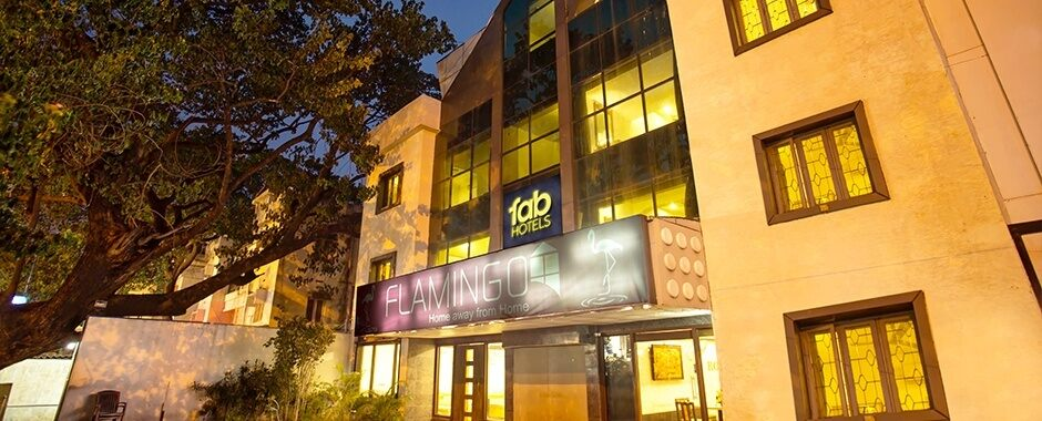 Main Picture Of Fabhotel Flamingo Chennai Hotels