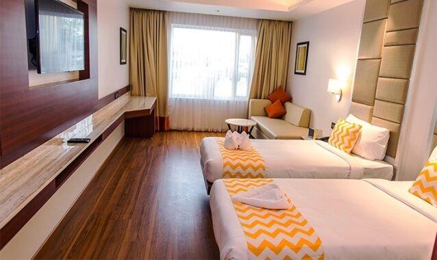 Room Image Picture Of Fabhotel Krishna Boutique Marathahalli Bangalore Hotels