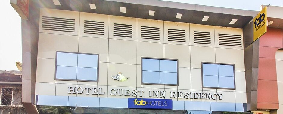 Main picture of FabHotel Guest Inn Residency Mumbai Hotels