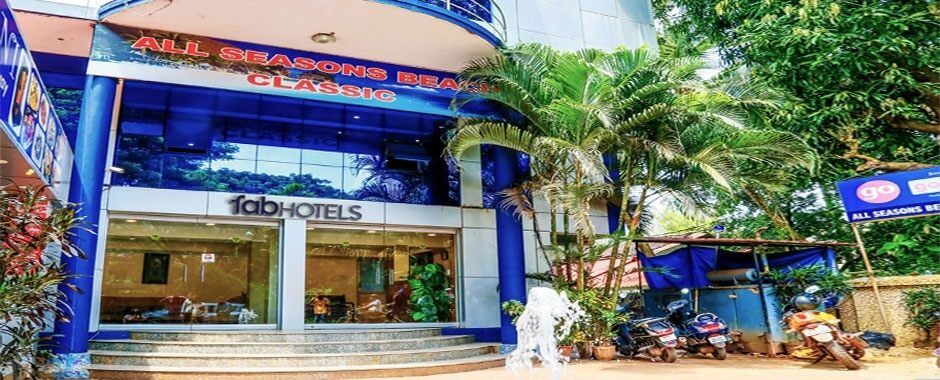 Main Picture Of Fabhotel All Seasons Goa Hotels
