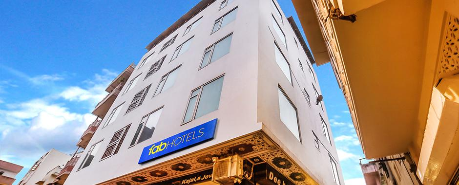Book FabHotel The Lodge Online
