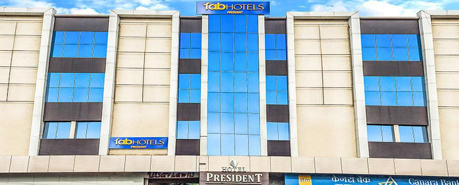 Book FabHotel President Online