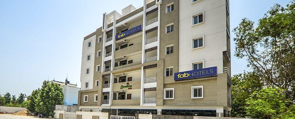 Main picture of FabHotel Limestone Aura Hyderabad Hotels