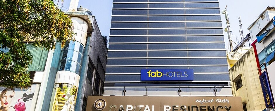 Main picture of FabHotel Capital Residency Bangalore Hotels