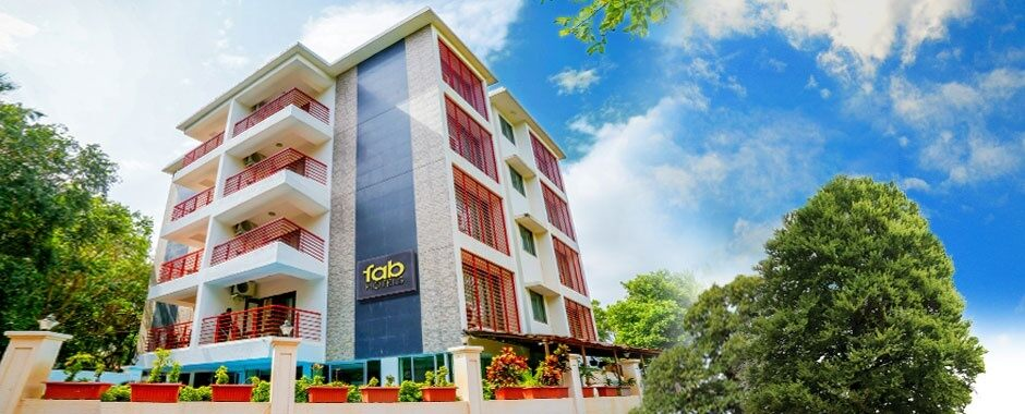 Main picture of FabHotel Arotel Rooms & Suites Goa Hotels