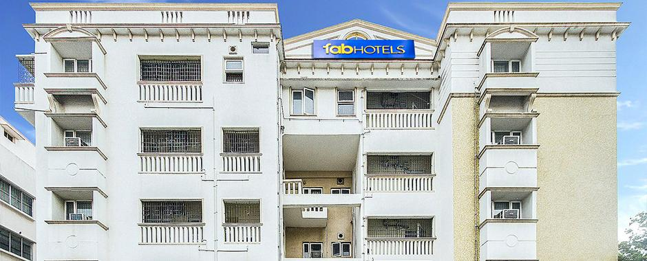 Book FabHotel Blossoms Apart Online