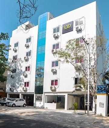 image FabHotel Royal Emirates Jubilee Hills Hyderabad