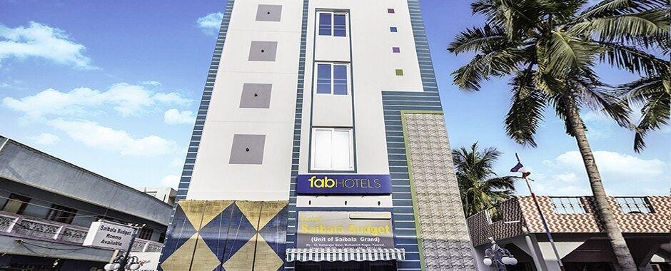 Main picture of FabHotel Saibala Budget Chennai Hotels