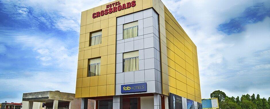 Main picture of FabHotel Crossroads Chandigarh Hotels