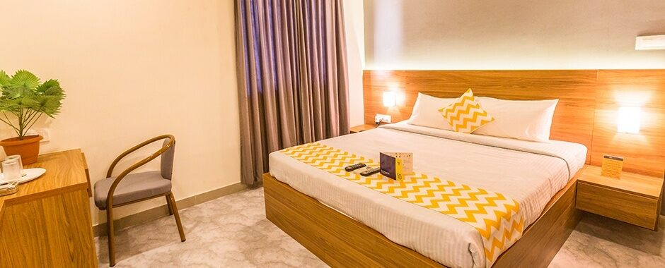 Main picture of FabHotel Canvas Bangalore Hotels