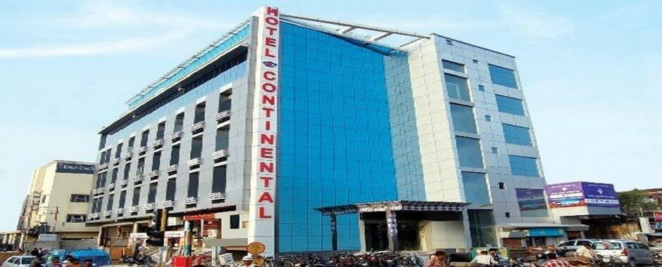 Main picture of FabHotel The Continental Lucknow Hotels