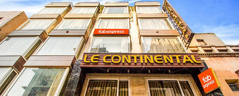 Book FabExpress Le Continental Online