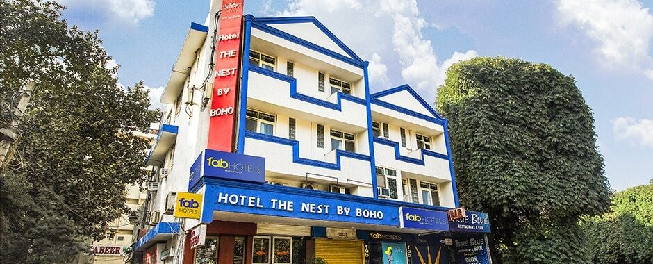 Main picture of FabHotel The Nest New Delhi Hotels