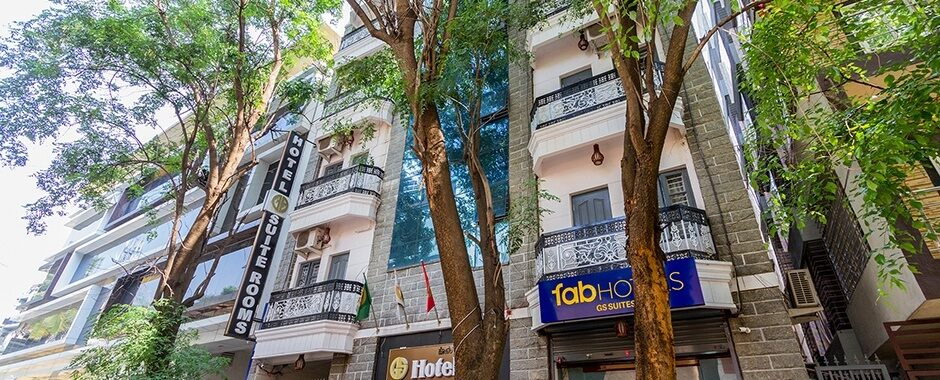 Main picture of FabHotel GS Suites Bangalore Hotels